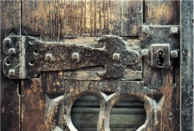 Old Door Locks